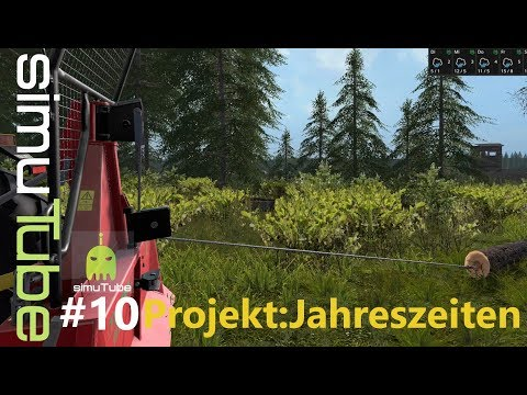 LS17 Seasons #10 Arbeiten mit der Winde ► Let´s Play German HD