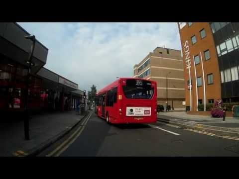 *750 Subscriber Special! Route Visual* H11 – Harrow to Mount