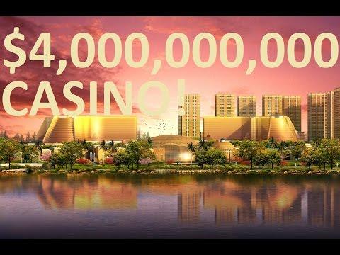 Manila bay casino - OKADA