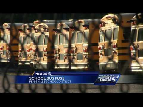 Penn Hills parents question children's bus trip length