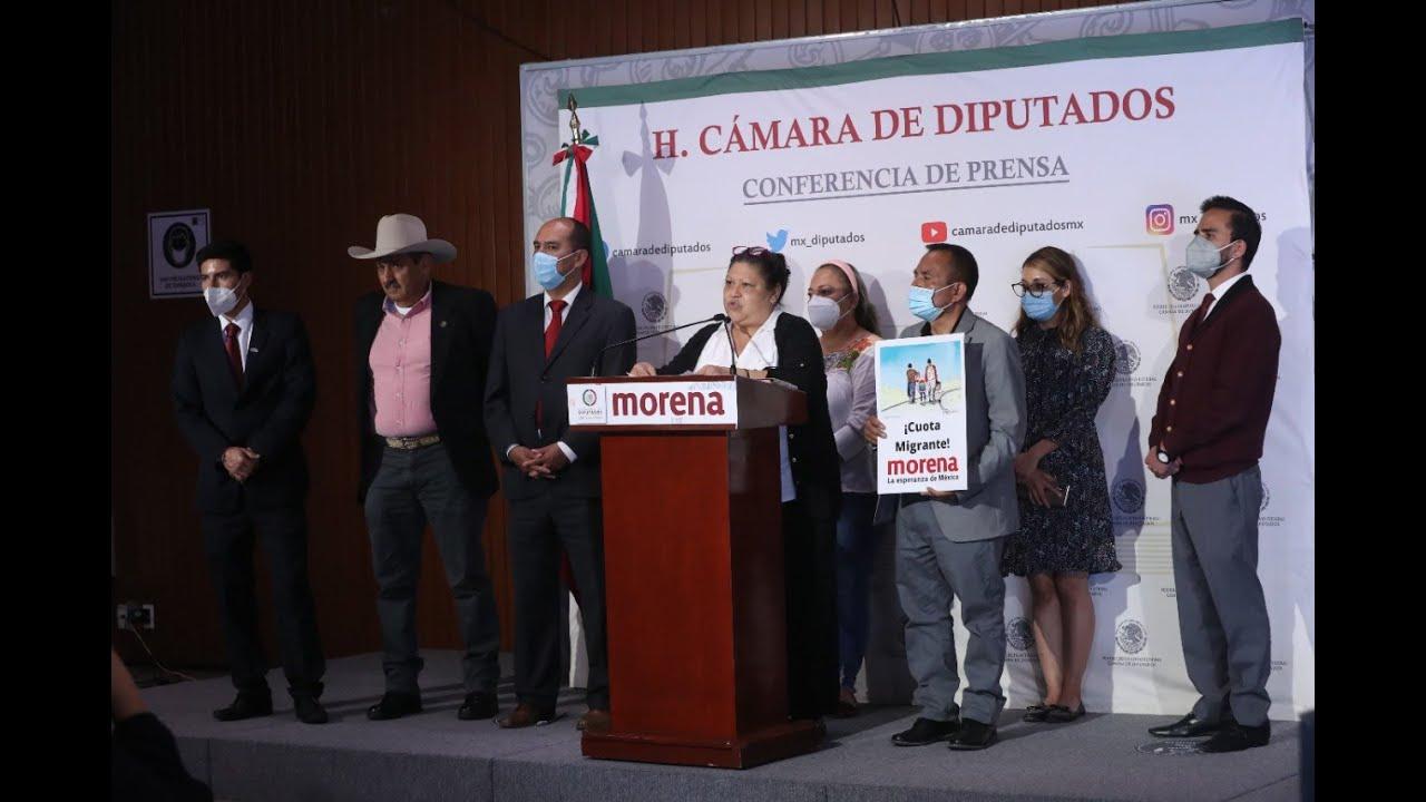 Download EN VIVO / Conferencia de la diputada Olga Leticia Chávez (Morena).