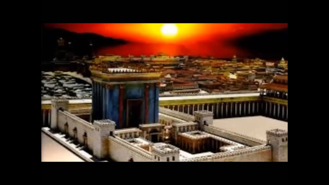 חובה צפייה!!!! הרב רונן חזיזה בשיר מלא רגש על בית המקדש ועם קהל עצום שמצטרף לשירה ''רחם''