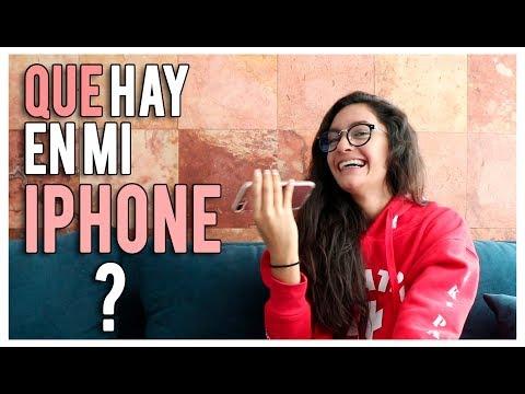 ¡QUE HAY EN MI IPHONE! // Dany Gutiérrez♡