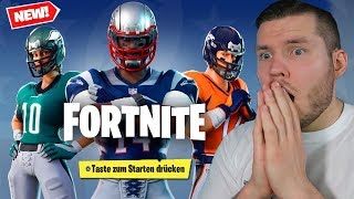 das *NEUE* FOOTBALL Update in Fortnite kommt!