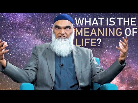 The Meaning Of Life   Dr. Shabir Ally