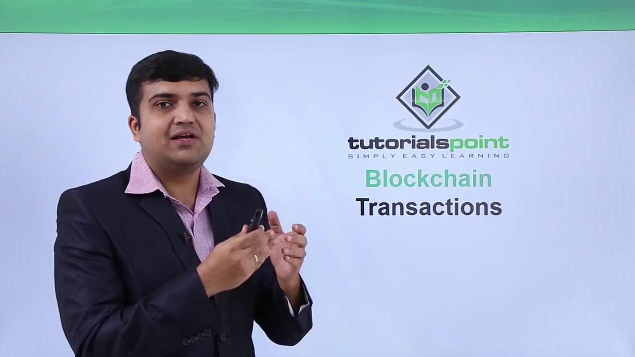 Blockchain - Transactions