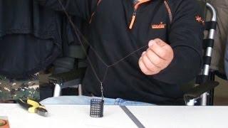как сделать несимметричную петлю для фидера