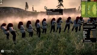 Total War Shogun 2 HD Online Commentary Battle 90 Fall of the Samurai Strategy