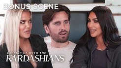 How the Kardashians Reacted to Kim vs. Kourtney Fight | KUWTK Bonus Scene | E!