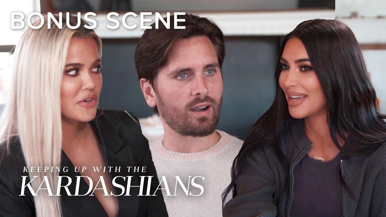 How the Kardashians Reacted to Kim vs. Kourtney Fight | KUWTK Bonus Scene | E!