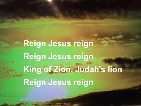 Reign Jesus Reign feat. Rev Esther