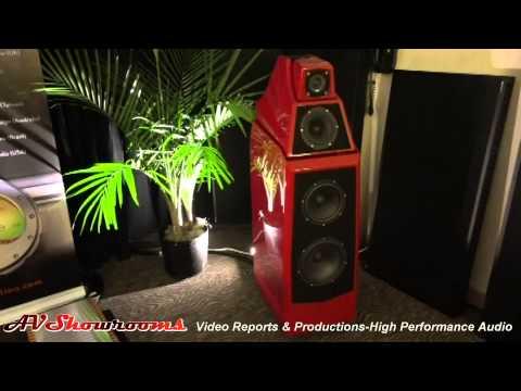 D'Agostino amplifiers, HRS, Wilson Audio Alexia, Transparent, Paragon