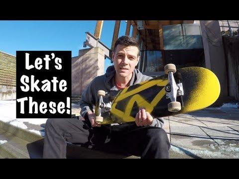 Skateboard Wheelbase Demonstrated!