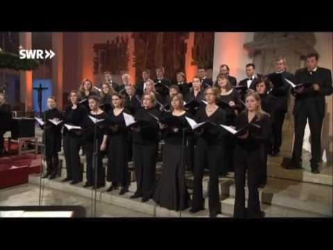 Hymn to the virgin - Benjamin Britten