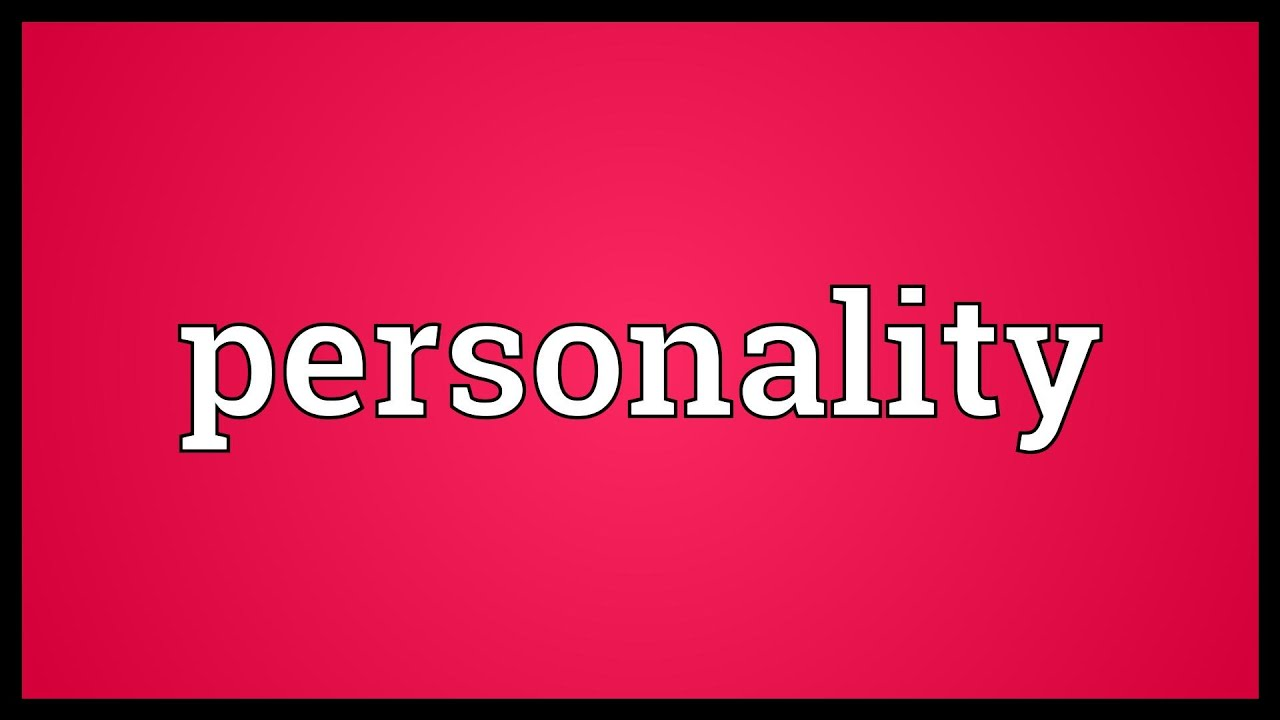 Intimidating personality means