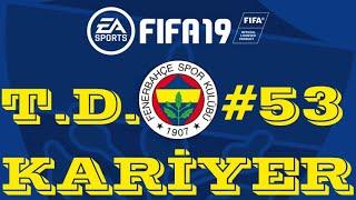 İSTEDİĞİMİZİ YAPTIK BÜTÜN KUPALAR BİZİM ! FIFA 19 KARİYER MODU #53