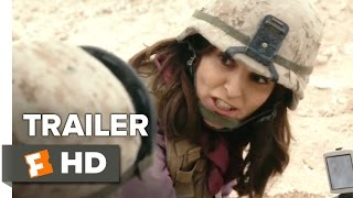 Whiskey Tango Foxtrot Official Trailer #1 (2016) - Tina Fey, Billy Bob Thorton Comedy HD