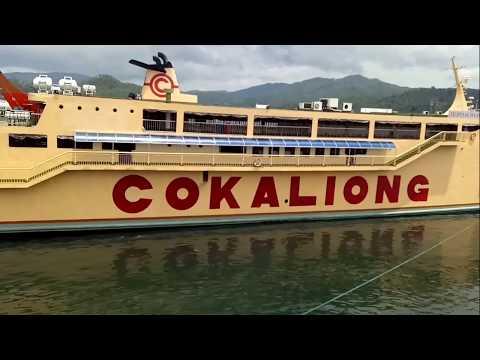 Masbate Port via Isarog Bus and Roro to Pio Duran Port Bicol Philippiness