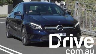 Mercedes-Benz CLA200 Review   Drive.com.au