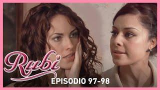 Rubí: Elena descubre que Héctor tiene secuestrada a Rubí | Capítulos 97-98