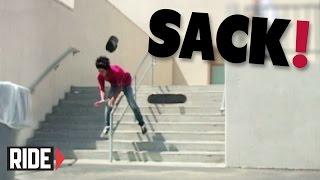SACK! Skateboarding Slam - Manny Herrera
