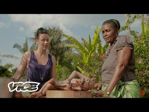 Apenvlees in Suriname