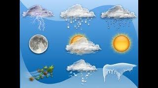 Прогноз погоды на 3 дня