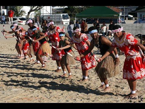 Quandamooka Festival - Wagga Torres Strait Islander Dance