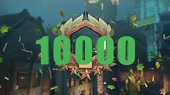 [Level 9993] World first Level 10,000 today! Virtual Ticket Giveaways! (19/10/2019)