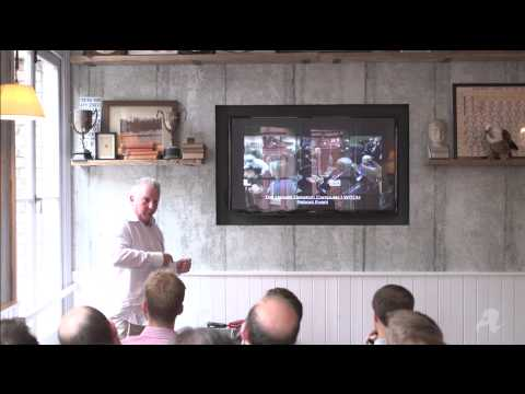 Kevin Murrell, Attack of the IT Monuments Men: The Register Summer Lectures, 2015