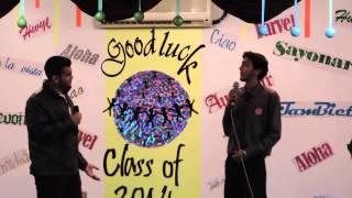 Hyderabadi Comedy Skit [Farewell]