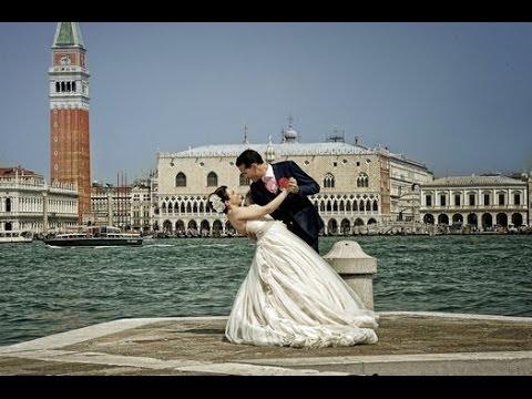 Matrimonio Chiesa del Redentore - Ricevimento Hotel Cipriani e Excelsior a Venezia