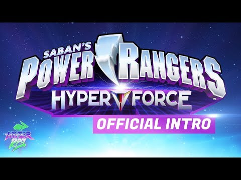 Power Rangers HyperForce RPG (Official Opening)