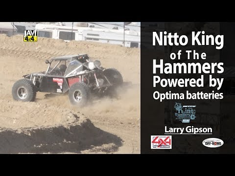 King of The Hammers 2018 #96 Larry Gipson