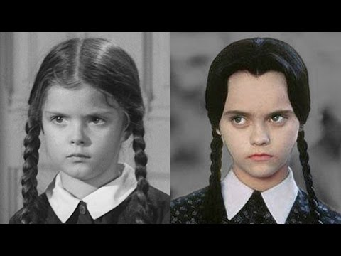 Best of Wednesday Addams - YouTube Christina Ricci