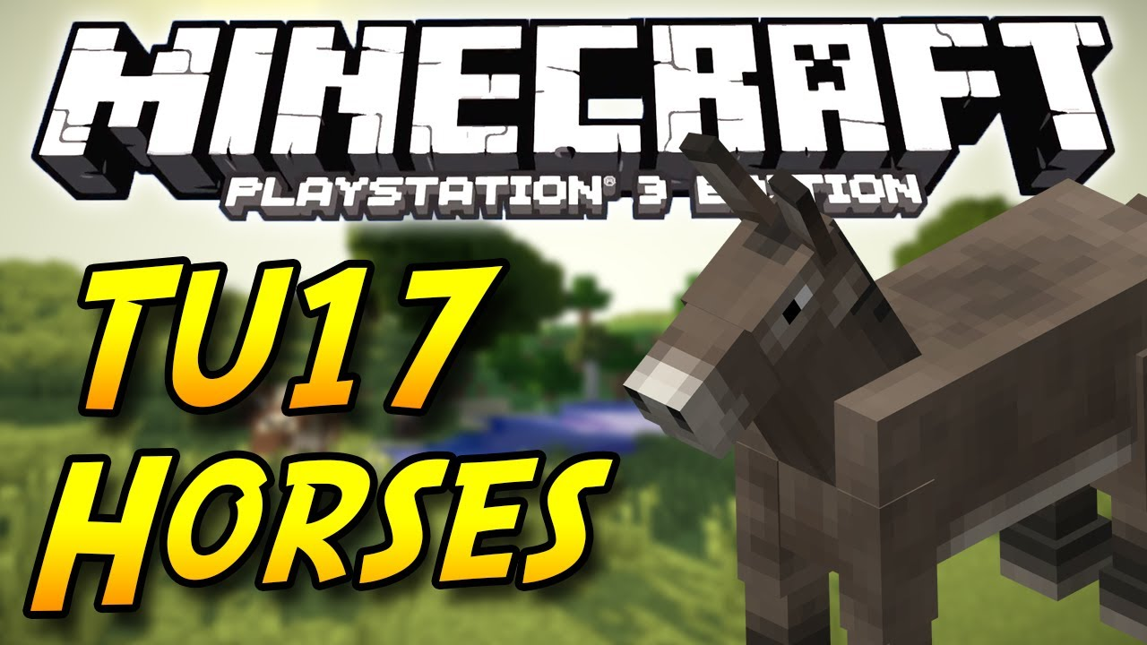 how to get a horse saddle in minecraft ps3