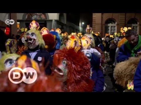 UNESCO-Welterbe: Die Fasnacht Basel | DW Deutsch
