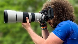 Sony 200-600mm f5.6-6.3 Review | The MUST HAVE Sony LENS for Wildlife & Sports Photography