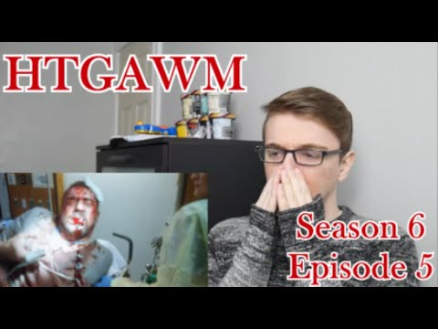 Download How To Get Away With Murder Season 6 Episode 5 - We're All Gonna Die - REACTION!!