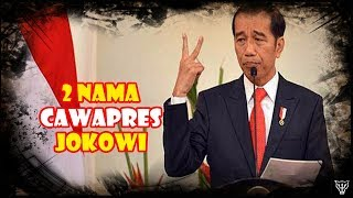Jokowi Berikan Kode Cawapres dan Mengerucut ke Dua Nama, Siapa mereka?