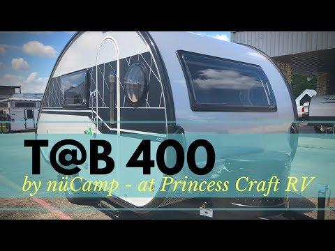 2018 TAB 400 by nüCamp at Princess Craft RV - Walk Through Tour