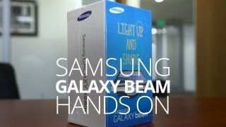 Galaxy Beam Hands On!