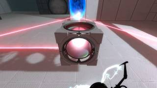 Portal 2 Walkthrough: Chapter 4, Level 20