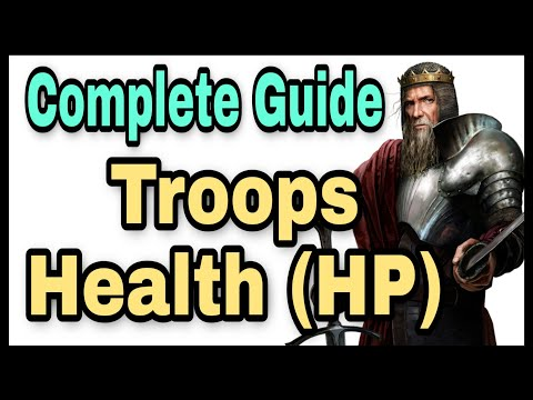 Strategic Guide Ep.3 | Increasing Troops Health (HP) | #CoKExclusive