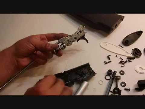 Daisy Powerline 880 7880 BB Gun Reassembly, Putting It Back Together Step By Step Air Rifle
