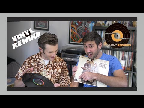 The Records That Shape You ft. Vinyl Rewind