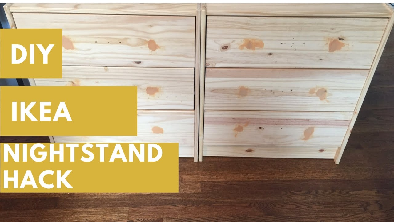 Ikea Dresser Hack You
