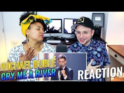 Michael Bublé - Cry Me a River | X-Factor Global | REACTION