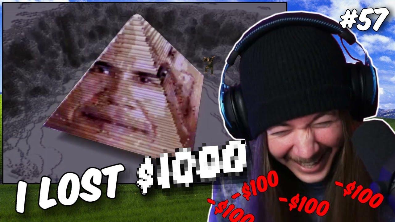 Every Time I Laugh, I Lose $100 #2