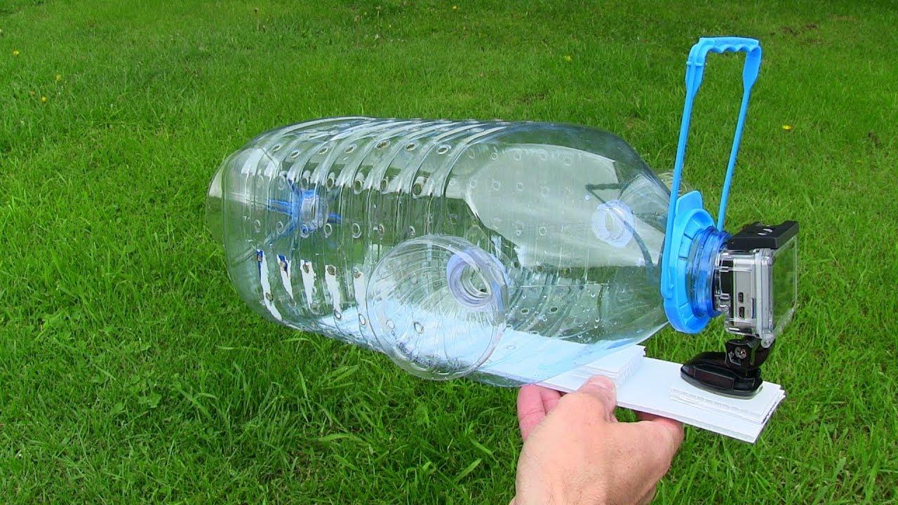comment fabriquer un attrape poisson avec bouteille de plastique et gopro youtube. Black Bedroom Furniture Sets. Home Design Ideas